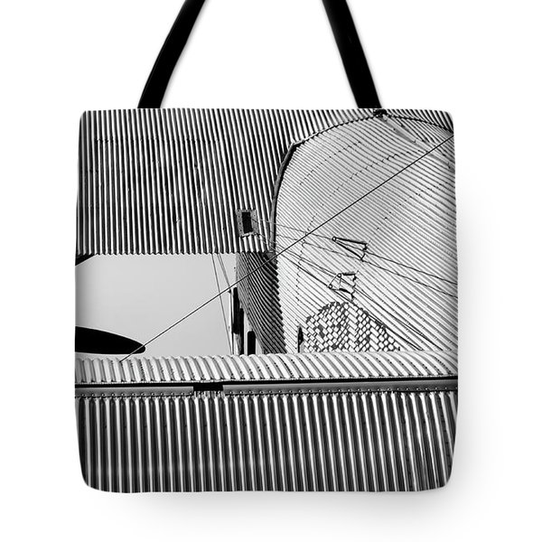Tin Drag Tote Bag