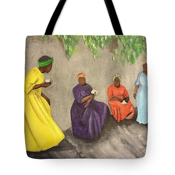 Ting Gawd Tote Bag