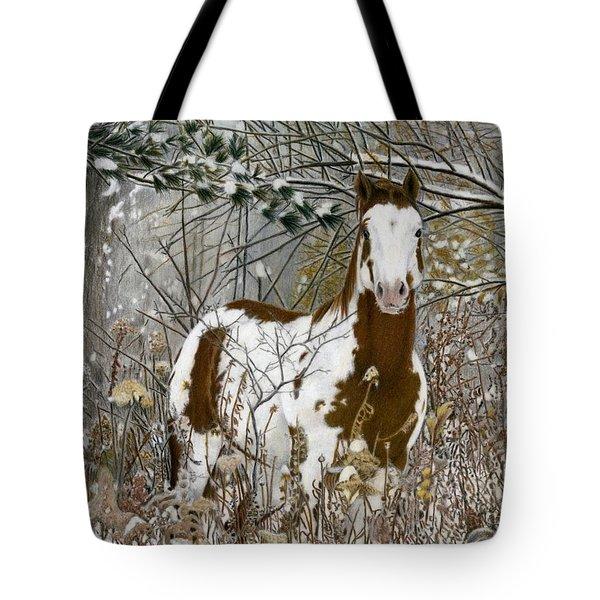Tinman, Pastel Tote Bag