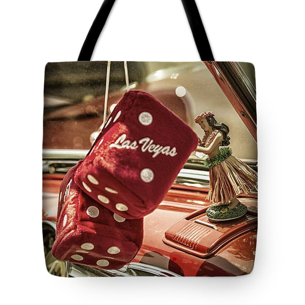 Tiny Bubbles Tote Bag by Caitlyn Grasso
