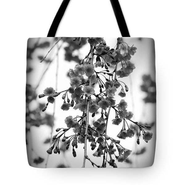 Tiny Buds And Blooms Tote Bag