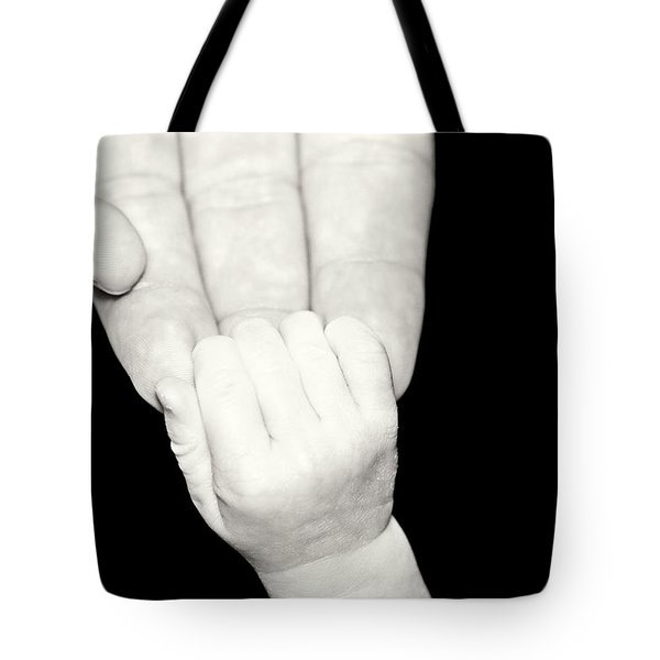 Tiny Grip Tote Bag