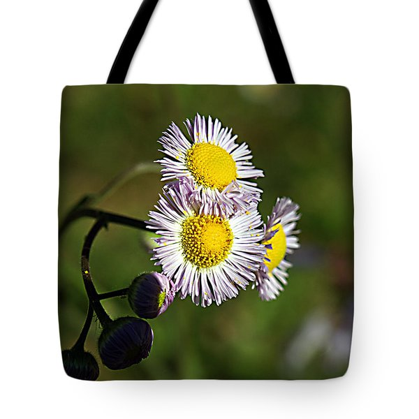 Tiny Little Weed -2- Tote Bag