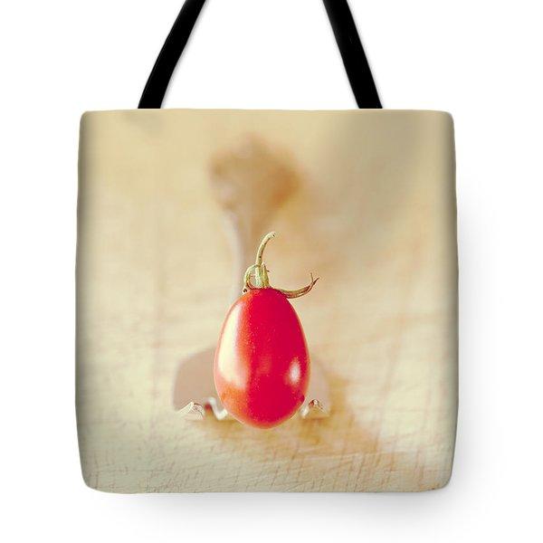 Tiny Tomato Tote Bag