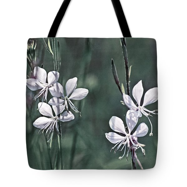 Tiny Whites Tote Bag