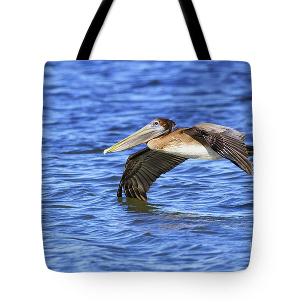 Tote Bag featuring the photograph Tip Dippin by Tommy Patterson