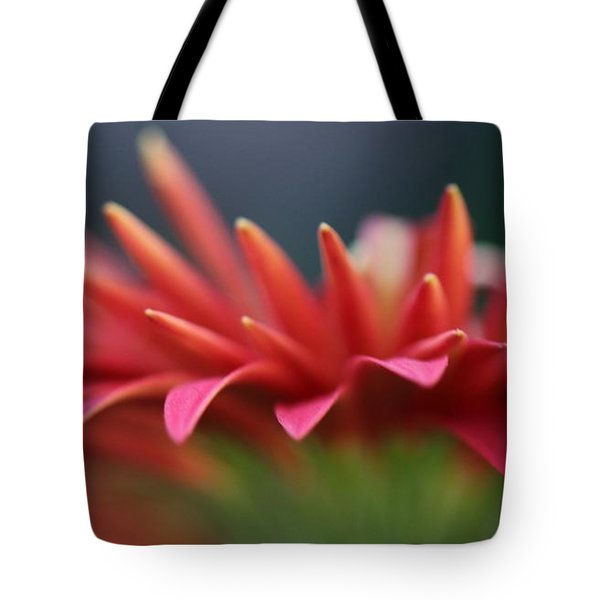 Tip Of The Flower Petals Tote Bag