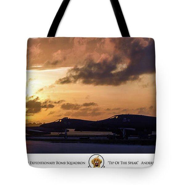 Tip Of The Spear Tote Bag