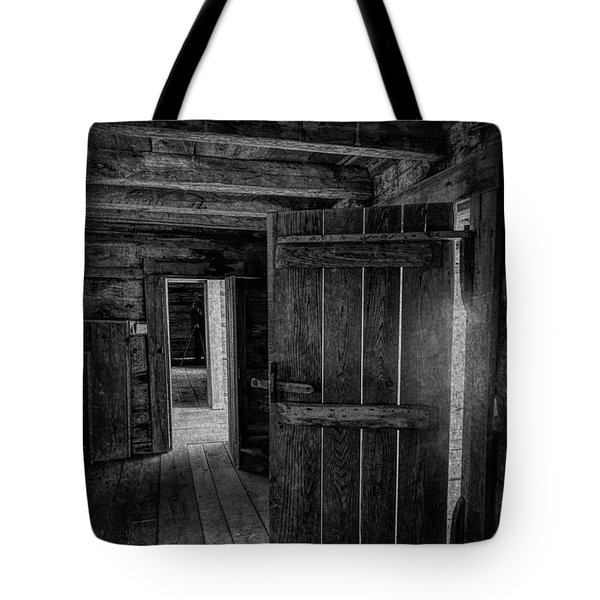 Tipton Cabin Award Winner Tote Bag