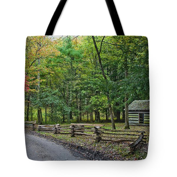 Tipton Place Tote Bag