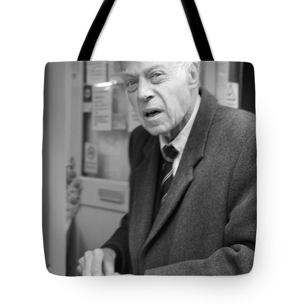 Tired Of Change Tote Bag