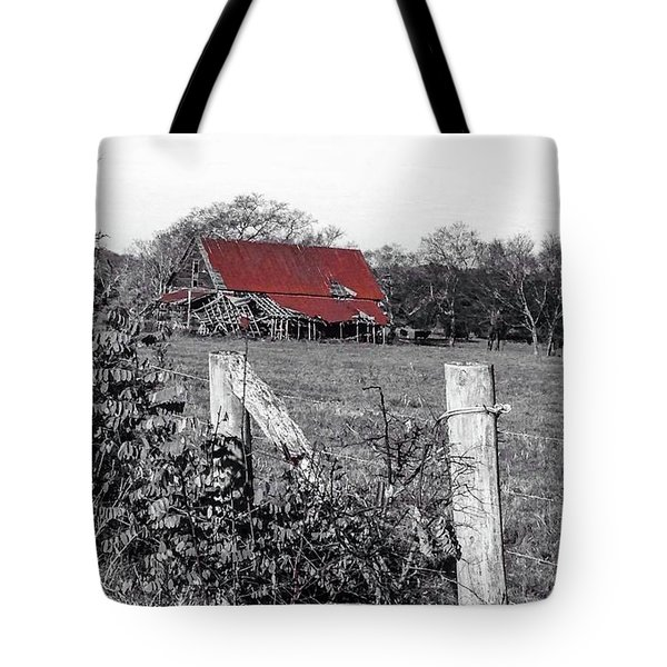Tired Of Standing Tote Bag