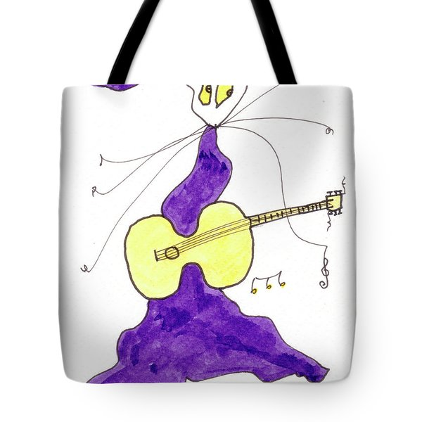 Tis Swinger Tote Bag by Tis Art