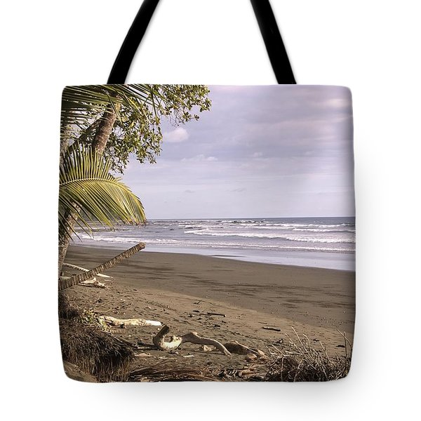 Tiskita Pacific Ocean Beach Tote Bag
