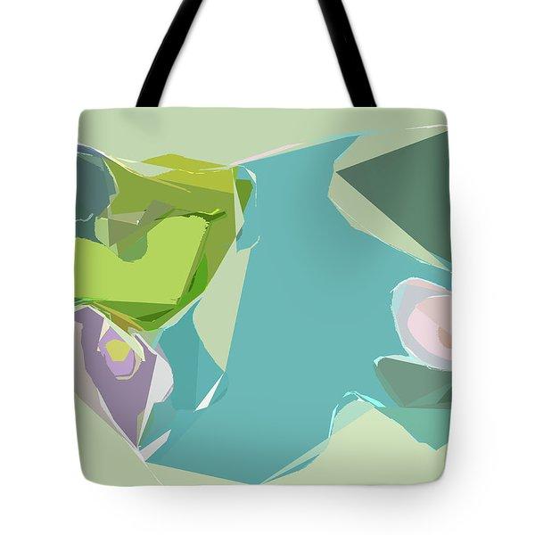 Tissue Paper Tote Bag