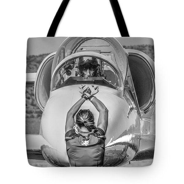 Tote Bag featuring the photograph Darkstar II Taxis In Signature Edition by John King