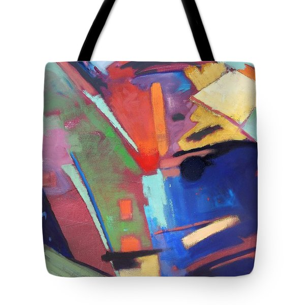Title? Tote Bag