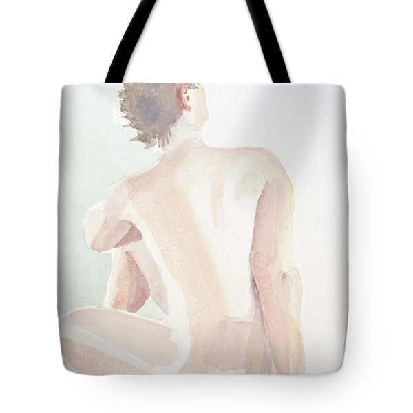 Tittande Uppat-looking Upwards  2,24 Mb_0055 Up To 51 X 76 Cm Tote Bag