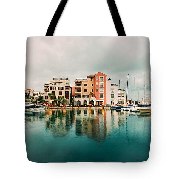 Tivat, Montenegro Tote Bag
