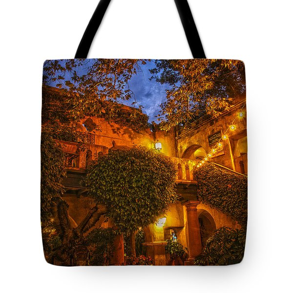 Tlaquepaque Evening Tote Bag