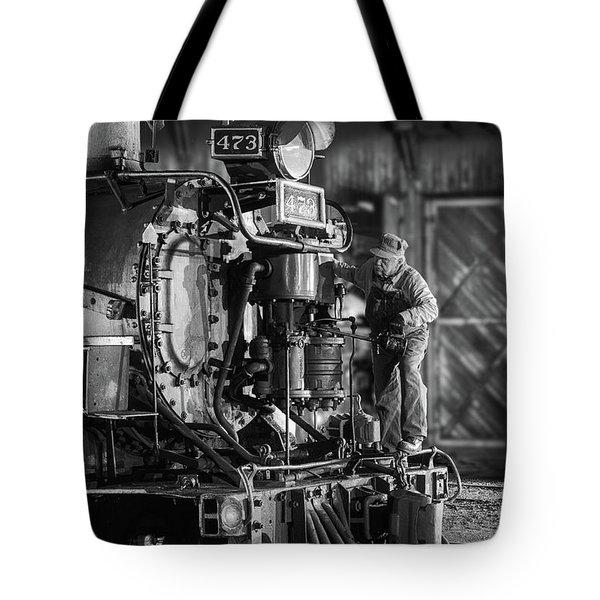 TLC Tote Bag