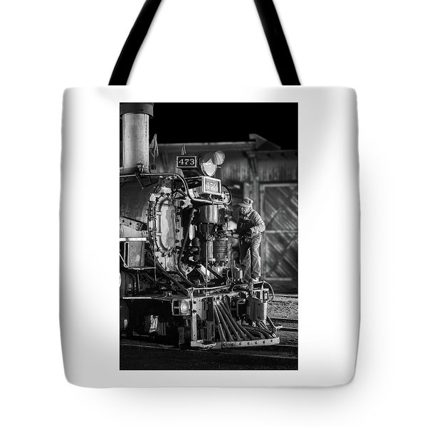 Tote Bag featuring the photograph TLC by Jeffrey Jensen