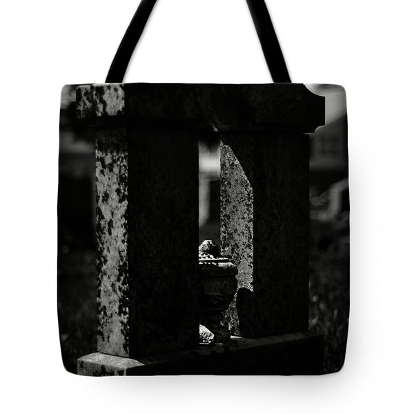 To A Shadow Tote Bag by Rebecca Sherman