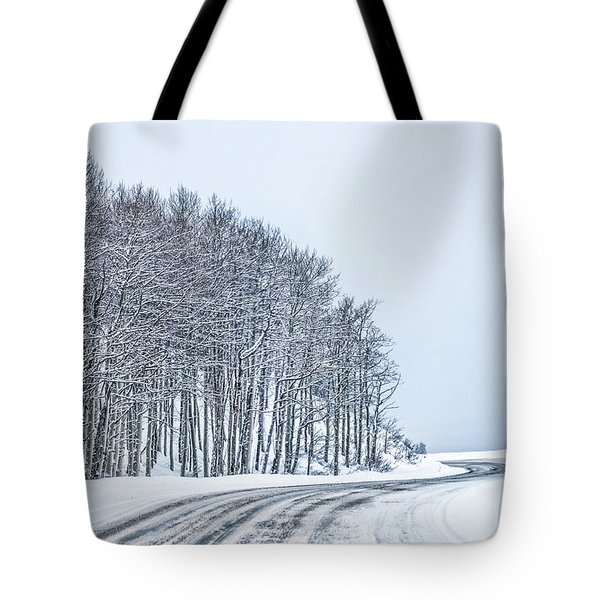 To Another Horizon Tote Bag