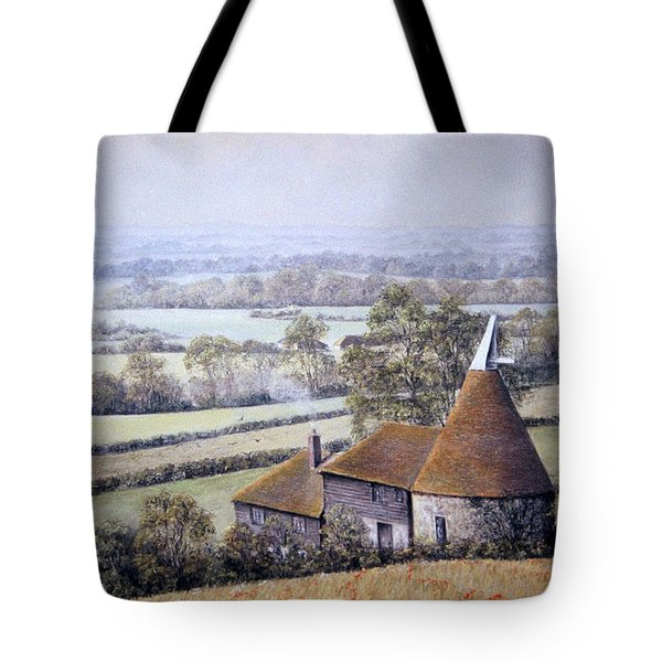 To Autumn Tote Bag