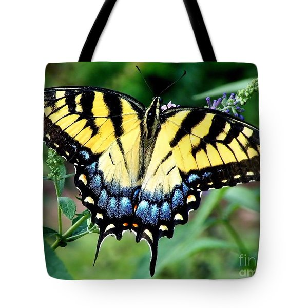 To Be Admired Tote Bag by Christy Ricafrente