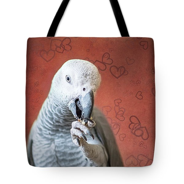 To Be Owned By A Grey Is To Know Love Tote Bag