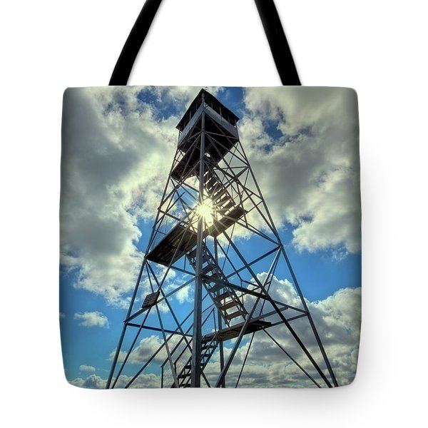 To Climb Or Not To Climb Tote Bag