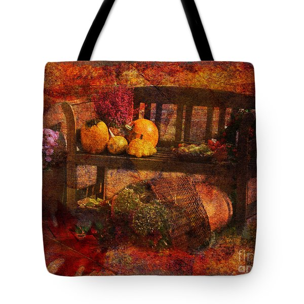 To Everything There Is A Season 2015 Tote Bag