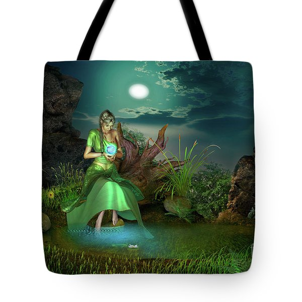 To Go Beyond Tote Bag by Shadowlea Is