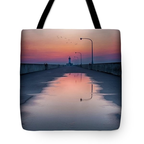 To Home Tote Bag