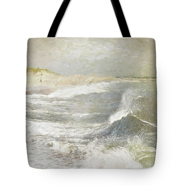 To Keep In View Tote Bag