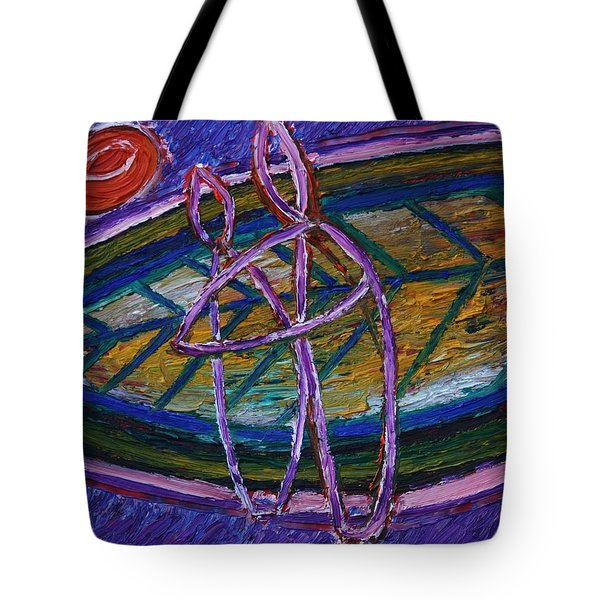 To Love People Tote Bag