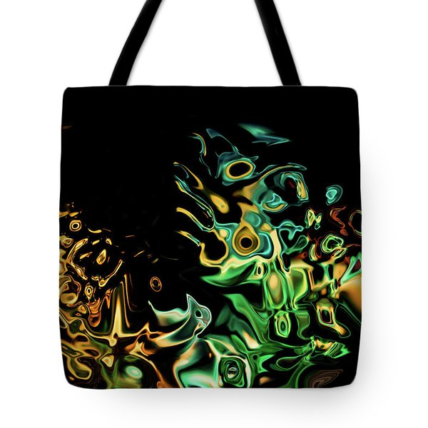 To Many Eyes Tote Bag