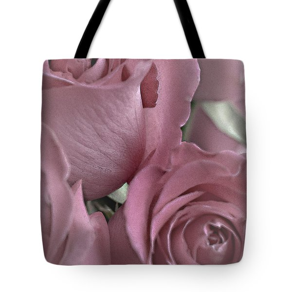 To My Sweetheart Tote Bag by Sherry Hallemeier