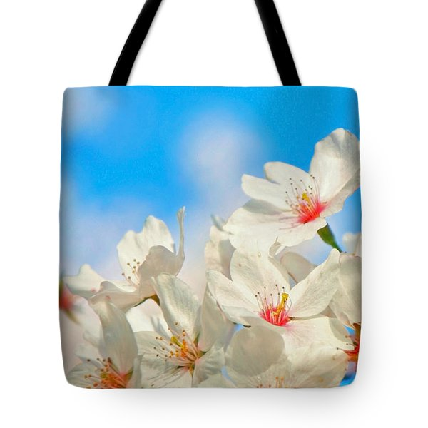 To Nature's Teachings Tote Bag by Mitch Cat