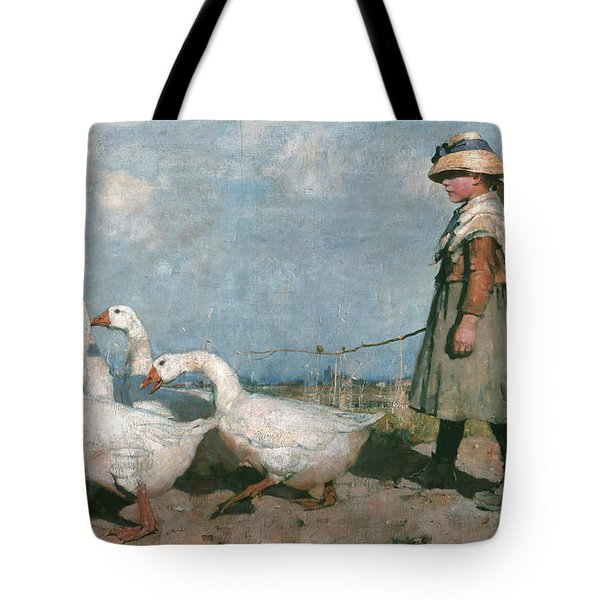 To Pastures New Tote Bag