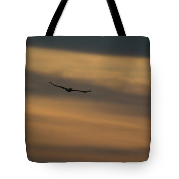 To Soar - Free Tote Bag by Douglas Barnett