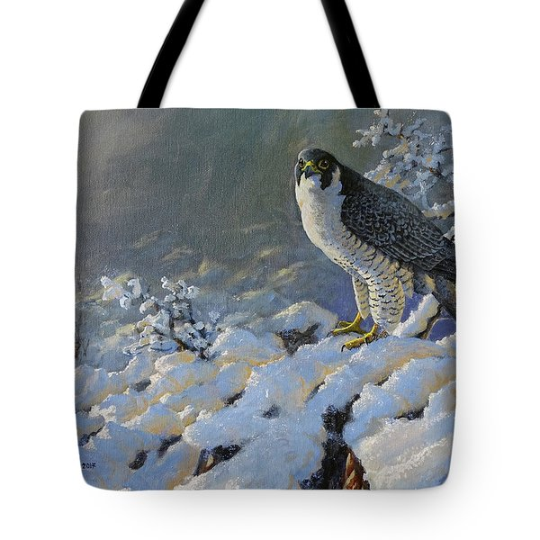 To Survive The Winter Tote Bag