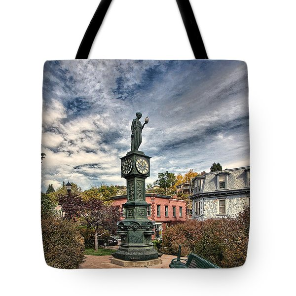 To The Colonel Tote Bag