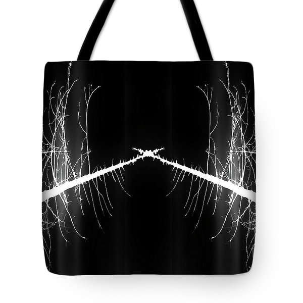 To The Crossroads Tote Bag