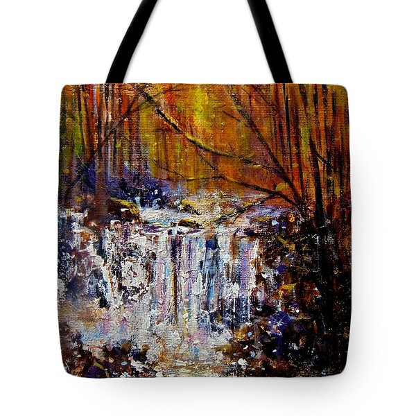 To The End Of The Day.. Tote Bag