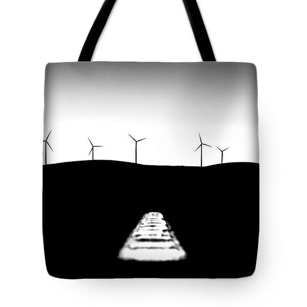 To The Future Tote Bag