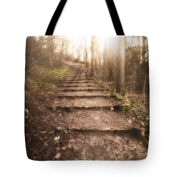 To The Light Tote Bag