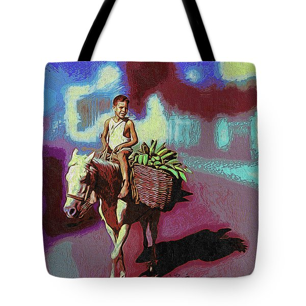 To The Marquet Tote Bag