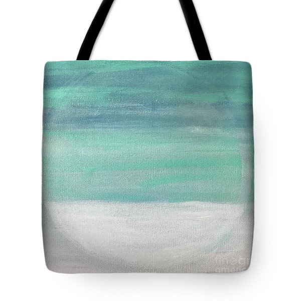 Tote Bag featuring the painting To The Moon by Kim Nelson